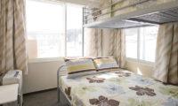 Owashi Lodge Bunk Beds with Windows | Upper Hirafu