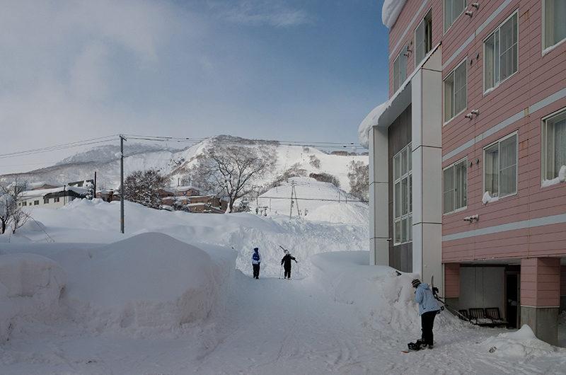 Owashi Lodge Outdoor Skiing | Upper Hirafu