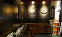 Owashi Lodge Seating Area | Upper Hirafu