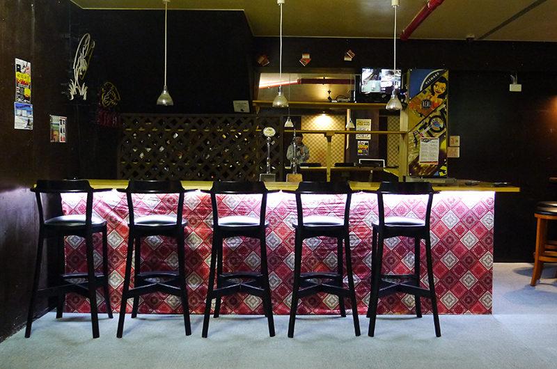 Owashi Lodge Bar Counter | Upper Hirafu