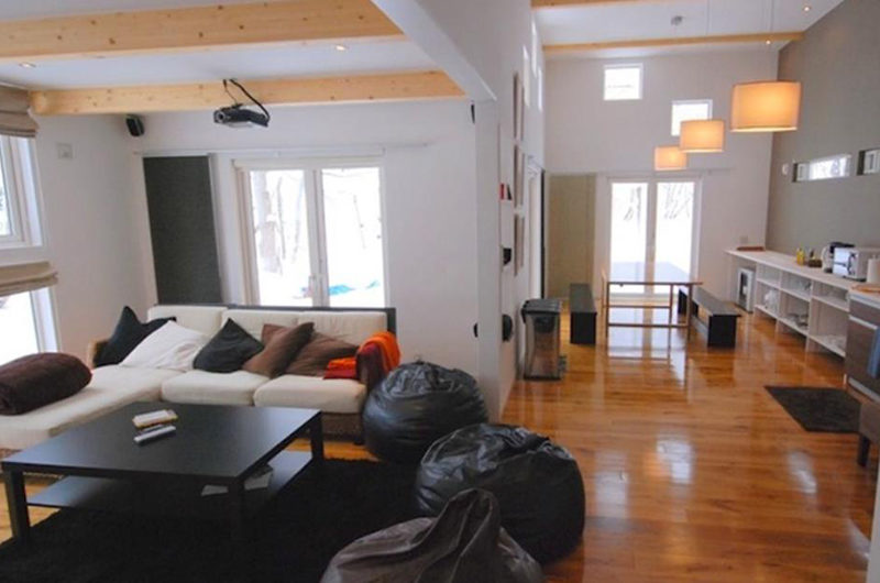 Adventure Indoor Living Area | Lower Hirafu Village