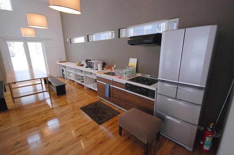 Adventure Kitchen Area | Lower Hirafu Village