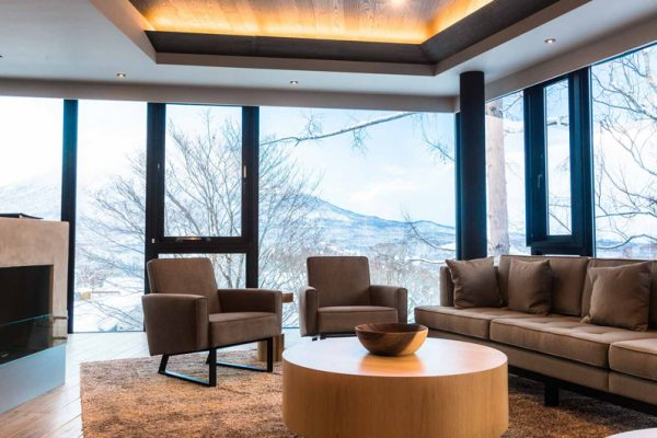 Haven Niseko Penthouse Living | Middle Hirafu