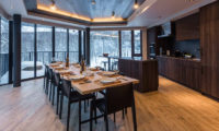 Haven Niseko Penthouse Kitchen and Dining | Middle Hirafu