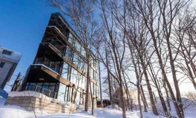 Haven Niseko Penthouse Exterior | Middle Hirafu