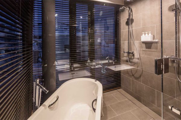 Haven Niseko Penthouse Bathroom | Middle Hirafu