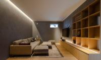 Kitadori TV Room   The Escarpment
