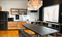 Millesime Kitchen with Fridge | Lower Hirafu