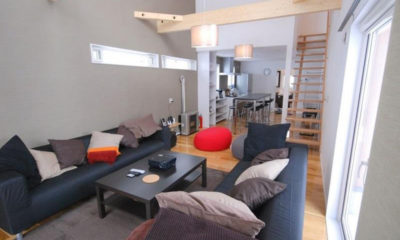 Peak Living Area | Lower Hirafu