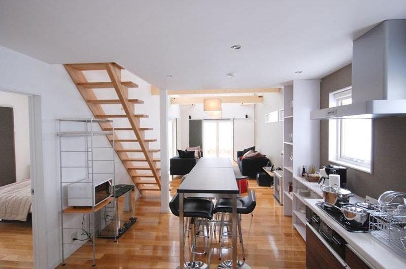 Peak Kitchen and Dining Area | Lower Hirafu