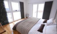Peak Bedroom View | Lower Hirafu