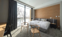 The Kamui Niseko Bedroom with Carpet | Annupuri