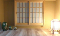 The Owl House Show Pieces near Window | Lower Hirafu