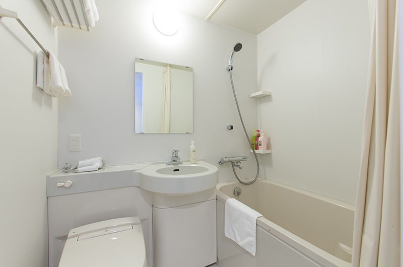 Always Niseko Yotei Zen Bathroom | Outer Hirafu