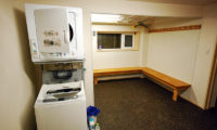 Cisco Moon Lodge Drying Room with Seating Area | Lower Hirafu