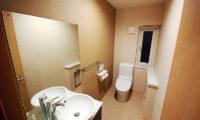 Cisco Moon Lodge En-Suite Bathroom | Lower Hirafu