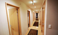 Cisco Moon Lodge Corridor View | Lower Hirafu