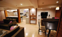 Cisco Moon Lodge Living Kitchen and Dining Area | Lower Hirafu