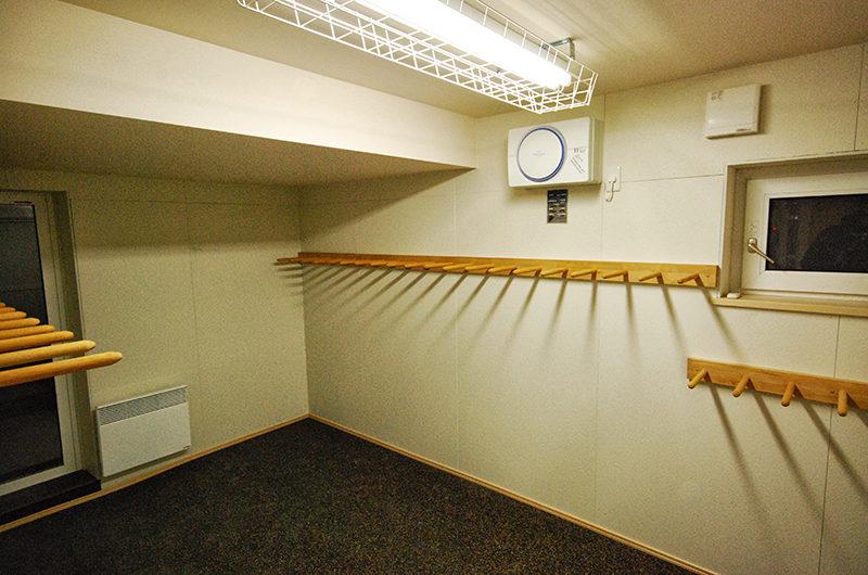 Cisco Moon Lodge Drying Area with Window | Lower Hirafu