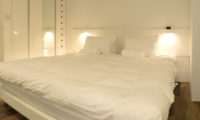 J-Sekka Suites Bedroom View | Middle Hirafu