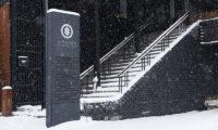 J-Sekka Suites Entrance | Middle Hirafu