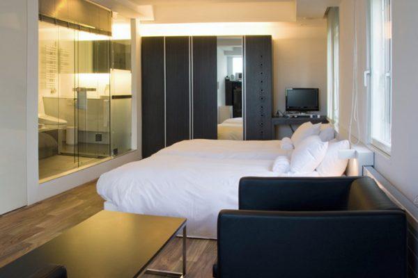 J-Sekka Suites Twin Bedroom with TV | Middle Hirafu