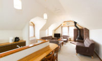 Heritage Living and Dining Area | East Hirafu