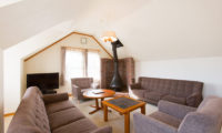 Heritage Living Area with TV | East Hirafu