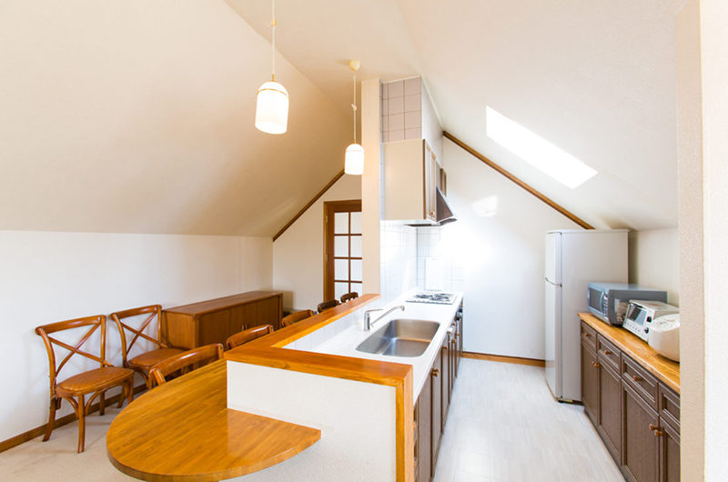 Heritage Kitchen Area | East Hirafu