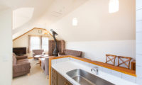 Heritage Living Kitchen and Dining Area | East Hirafu