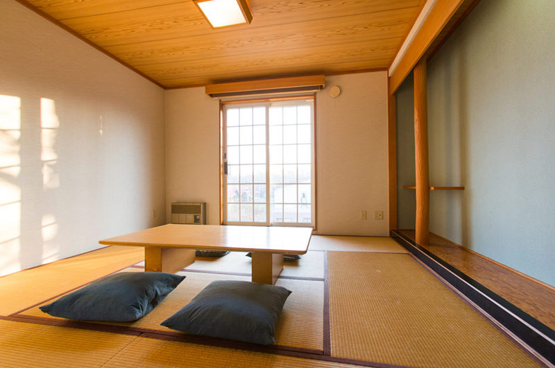 Heritage Japanese Style Tea Room | East Hirafu