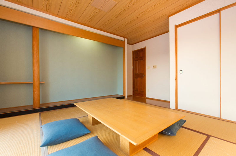 Heritage Japanese Style Seating Area | East Hirafu