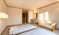 Heritage Twin Bedroom with Sofa | East Hirafu
