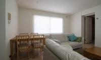 Sakura Apartments Living and Dining Area | Lower Hirafu