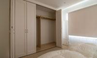 Sakura Apartments Bedroom with Wardrobe | Lower Hirafu
