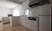 Sakura Apartments Kitchen | Lower Hirafu