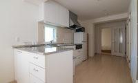 Sakura Apartments Kitchen Area | Lower Hirafu