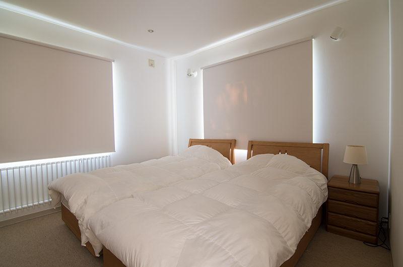 Sakura Apartments Twin Bedroom | Lower Hirafu