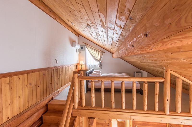 Villa Rusutsu Up Stairs Bedroom | Rusutsu