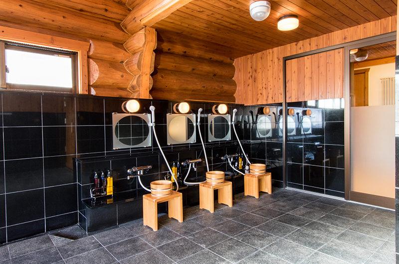 Villa Rusutsu Common Shower | Rusutsu