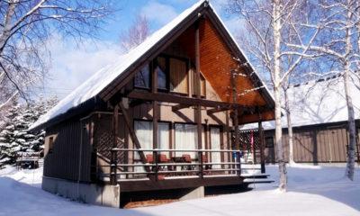 Bliss Cottage Sakura Outdoor Area | East Hirafu