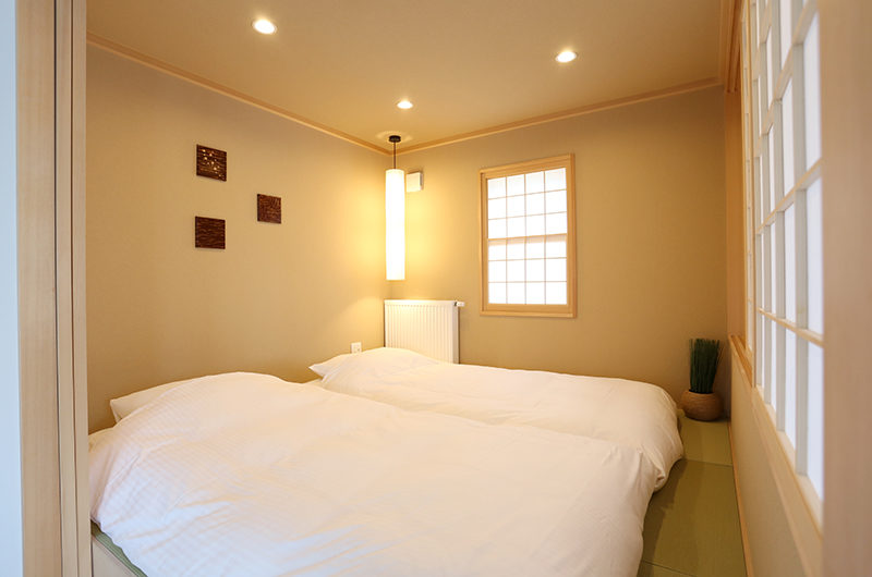 Bliss Lodging Annex Japanese Futon Room | East Hirafu