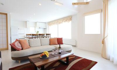 Bliss Lodging Annex Living Room | East Hirafu