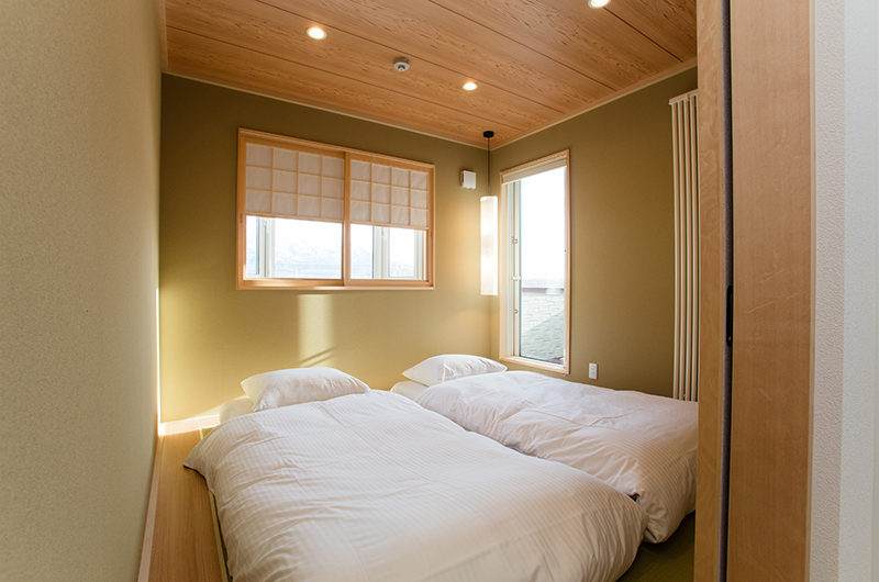 Bliss Lodging Two Bedroom Deluxe Suite Japanese Room | East Hirafu