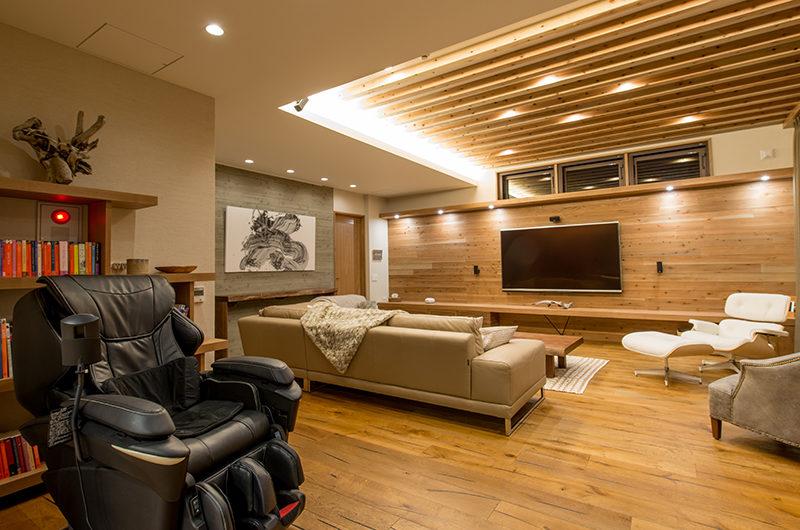 Hakuchozan Study Room with Lounge | Lower Hirafu