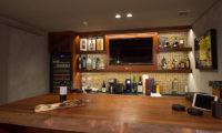 Hakuchozan Bar Counter | Lower Hirafu