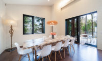 Amo 54 Dining Area with Garden View | Upper Wadano