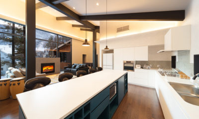 Amo 54 Kitchen Area | Upper Wadano