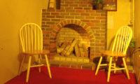 Aria Hotel Fireplace | Lower Wadano