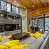 Phoenix Cocoon Lounge Area with TV | Lower Wadano